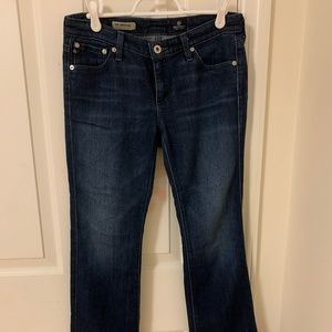 AG Angelina Bootcut Low-rise jeans size 27P
